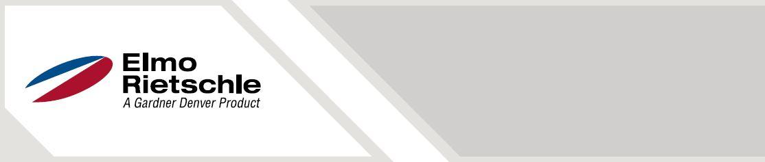Насос Elmo Rietschle 2SVT K 061  дилер и поставщик