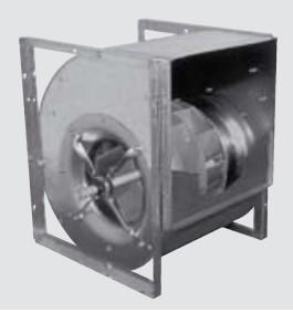 Вентилятор Nicotra RDA-E/RDA
