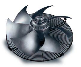 Осевые вентиляторы Ziehl-abegg FN040 FE2owlet