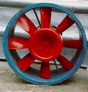 Вентиляторы АВО, Рабочие колеса ГАЦ, аппаратов воздушного охлаждения