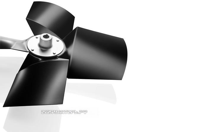 Широколопастной профиль и диаметры рабочих колес