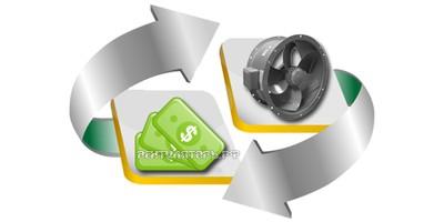 Trade-In: сдаете старый вентилятор Ebmpapst или Ziehl-abegg – получаете скидку на покупку нового!