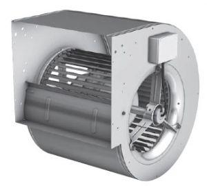 Вентилятор Nicotra DDM центробежный с прямым приводом