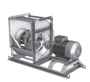 Вентилятор Nicotra RZM 13 с прямым приводом