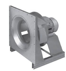 Вентилятор Nicotra RLM 56 с прямым приводом