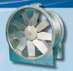 Вентиляторы Flaktwoods JM HT Aerofoil осевые высокотемпературные