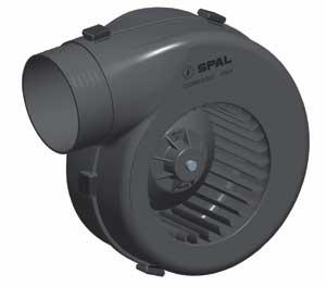 Spal 001-B53 подключение