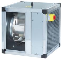 Высокотемпературный вентилятор Systemair MUB