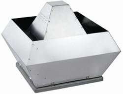 Крышный вентилятор Systemair DVN 355DS шумоизолированный, сертификат соответствия и разрешение на применение