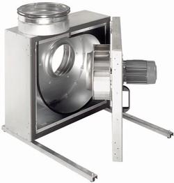 Высокотемпературный вентилятор Systemair KBR центробежный