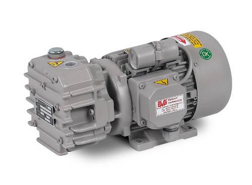 Вакуумные насосы DVP SA CC / SB CC с двигателем постоянного тока.