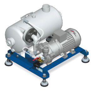 компрессор с рециркуляцией рабочей жидкости Elmo Rietschle 2SVT