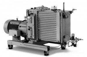 Пластинчато-роторный вакуумный насос с проточной смазкой Elmo Rietschle V-VWZ 1002(13)